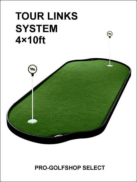 ツアーリンクス システム 4×10フィートの画像