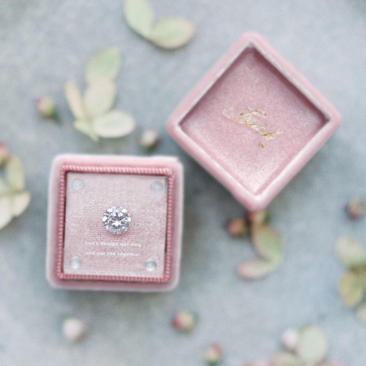 ダイヤモンドルース(ダイヤモンドプロポーズ用)