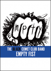 THE BLACK COMET CLUB BAND mini album <br>「Empty Fist」<img class='new_mark_img2' src='https://img.shop-pro.jp/img/new/icons14.gif' style='border:none;display:inline;margin:0px;padding:0px;width:auto;' />