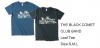 THE BLACK COMET CLUB BAND Leaf Tee