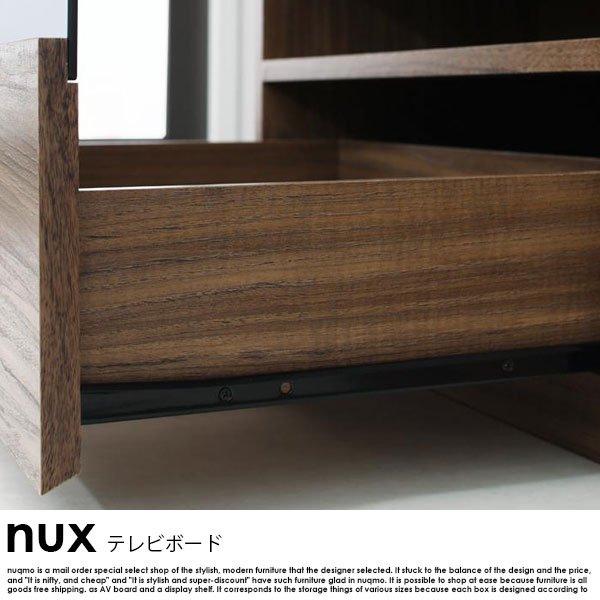 シンプルモダンリビングシリーズ nux【ヌクス】テレビボードW180 送料無料(沖縄・離島配送不可)【代引不可】 の商品写真その2
