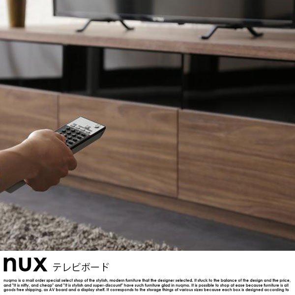 シンプルモダンリビングシリーズ nux【ヌクス】テレビボードW180 の商品写真その3