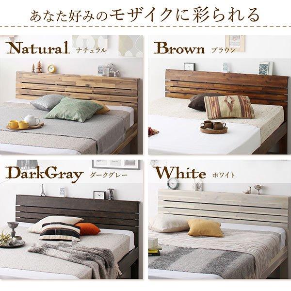北欧デザインベッド Cimos【シーモス】ベッドフレームのみ シングル の商品写真その5