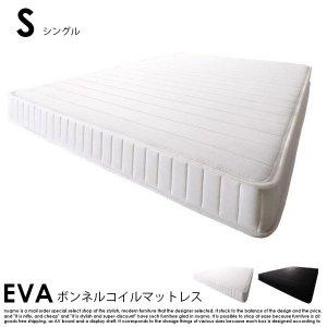圧縮ロールパッケージ仕様のボンネルコイルマットレス EVA【エヴァ】シングルの商品写真