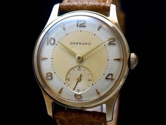 GARRARD by SMITHS / 9KYG