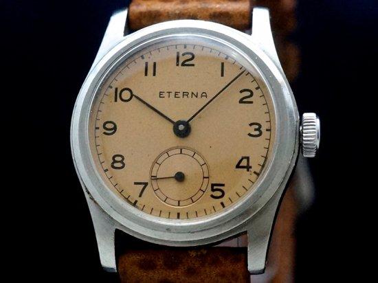 ETERNA / COPPER DIAL 1940'S