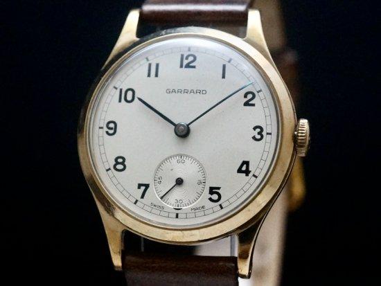 GARRARD / 9KYG DENNISON CASE 1962