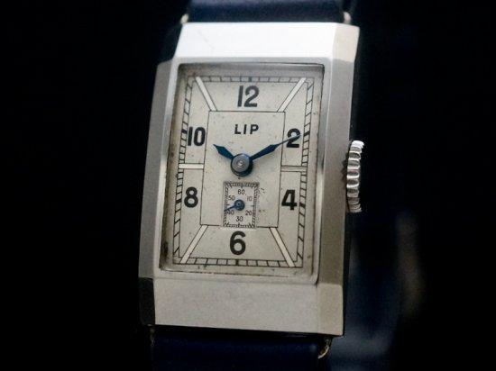 LIP T18 / SS RECTANGULAR 1930'S