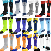 AJ Dri-Fit Crew Sock