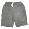 HITH NOTORIOUS FFT SWEAT SHORTS -Vintage Heather Gray-