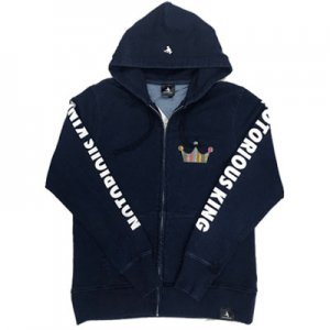 <img class='new_mark_img1' src='//img.shop-pro.jp/img/new/icons29.gif' style='border:none;display:inline;margin:0px;padding:0px;width:auto;' />HITH NOTORIOUS DENIM STYLE SWEAT ZIP HOODIE -INDIGO-