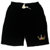 HITH NOTORIOUS FFT SWEAT SHORTS -Vintage Heather Black -