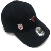 NEW ERA 9TWENTY STRAP CAP -BULLS- ピンバッジ付き-