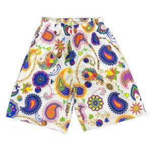 <img class='new_mark_img1' src='//img.shop-pro.jp/img/new/icons29.gif' style='border:none;display:inline;margin:0px;padding:0px;width:auto;' />HITH BOTANICAL PAISLEY SHORTS -WHITE-ボタニカル ペイズリー バスパン