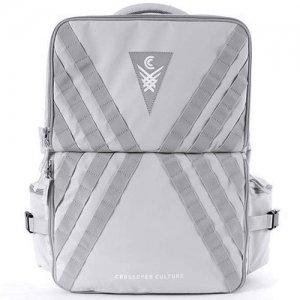 【販売店舗限定】CROSSOVER CULTURE(クロスオーバーカルチャー) Agent Sneaker Backpack(エージェントスニーカーバックパック/リュック・バッグ) グレー