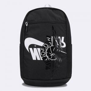 【海外限定!!】JORDAN(ジョーダン) Jumpman Remix Backpack(ジャンプマンリミックスバックパック/リュックサック) 黒/白
