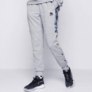 EGOZARU(エゴザル) Digicamo Button Sweatpants(デジカモボタンスウェットパンツ) グレー