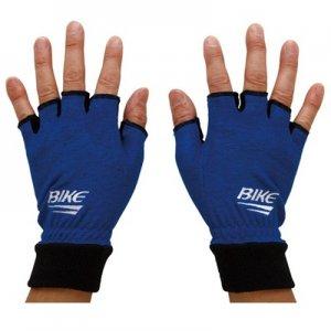 【冬のバスケの必需品】BIKE(バイク) Hand Warmer(ハンドウォーマー) ブルー/黒