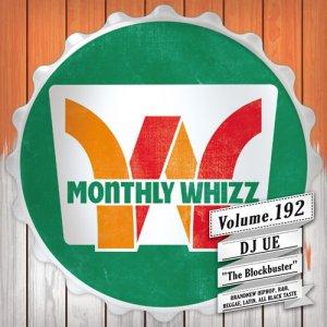 【MIX CD】DJ UE / Monthly Whizz(DJウエ / マンスリーウィズ) Volume.192