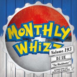 【MIX CD】DJ UE / Monthly Whizz(DJウエ / マンスリーウィズ) Volume.193