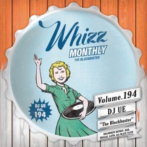 【MIX CD】DJ UE / Monthly Whizz(DJウエ / マンスリーウィズ) Volume.194