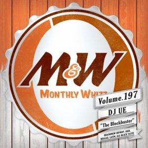 【MIX CD】DJ UE / Monthly Whizz(DJウエ / マンスリーウィズ) Volume.197