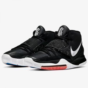<img class='new_mark_img1' src='//img.shop-pro.jp/img/new/icons14.gif' style='border:none;display:inline;margin:0px;padding:0px;width:auto;' />NIKE(ナイキ) Kyrie 6 EP(カイリー6EP/バッシュ) 黒/白