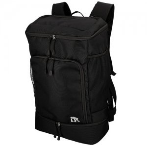 EGOZARU(エゴザル) Box Backpack30(ボックスバックパック30/リュック) 黒