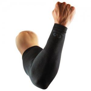 McDavid(マクダビッド) ELITE Power Armsleeve(エリートパワーアームスリーブ)1個入り 黒