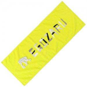 EGOZARU(エゴザル) Gouache Face Towel(ガッシュフェイスタオル) イエロー