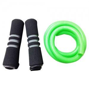 THE O SPORTS TRAINING(ジオスポーツ・トレーニング) Tube Handle Hard(チューブハンドルハード/負荷大) グリーン