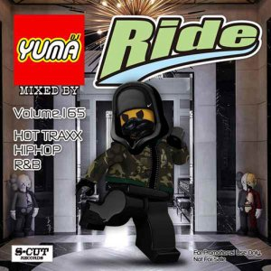 【MIX CD】DJ YUMA / Ride(DJユーマ / ライド) Volume.165