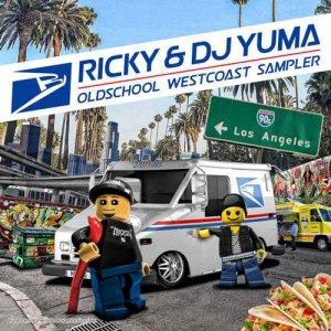 【MIX CD】RICKY & DJ YUMA / Oldschool Westcoast Sampler(リッキー&DJユーマ /オールドスクールウエストコーストサムプラー)