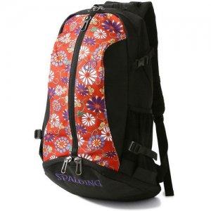 【バスケ用品が1つまとまる!!】SPALDING(スポルディング) Cager Backpack(ケイジャーバックパック/リュック) キク