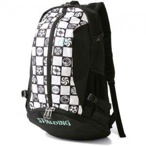 【バスケ用品が1つまとまる!!】SPALDING(スポルディング) Cager Backpack(ケイジャーバックパック/リュック) イチマツ