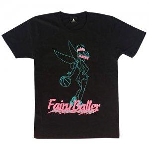 HITH(フープインザフッド/ヒス) Fairy Baller Cotton Tee(フェアリーボーラーコットンTシャツ)