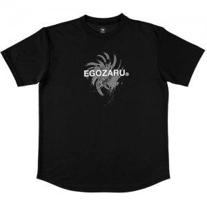 EGOZARU(エゴザル) Toughness Tee(タフネスTシャツ) 黒
