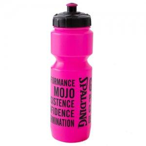 SPALDING(スポルティング) Squeeze Bottle(スクイズボトル/水筒) ピンク/800ml