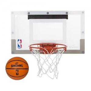 SPALDING(スポルティング) NBA Slam Jam Backboard(NBAスラムジャムバックボード) ミニボール付