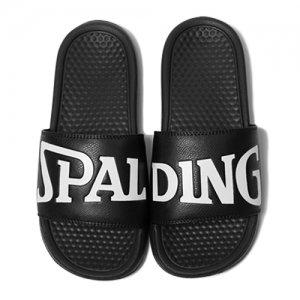 SPALDING(スポルディング) Sports Sandal(スポーツサンダル) 黒/黒