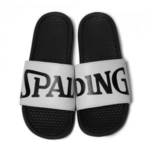 SPALDING(スポルディング) Sports Sandal(スポーツサンダル) 黒/白