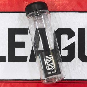 【水に濡らしてひんやり気持ちいい!】B.LEAGUE Logo Bottled Cool Towel(BLGロゴボトルドクールタオル) 黒