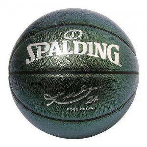 【SPALDING×KOBE 限定コラボ】SPALDING(スポルディング)  KOBE BRYANT Composite Ball(コービーブライアント合成皮革ボール) グリーン