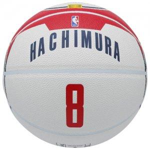 【八村塁選手モデル】SPALDING(スポルディング)  NBA Jersey Composite Ball RUI HACHIMURA(NBAジャージ合成皮革ボール八村塁) ワシントン・ウィザーズ
