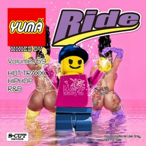 【MIX CD】DJ YUMA / Ride(DJユーマ / ライド) Volume.169