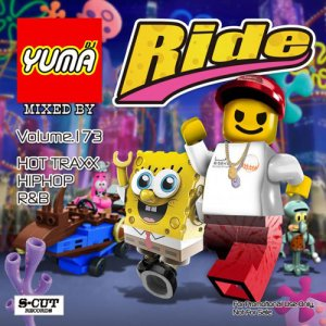 【MIX CD】DJ YUMA / Ride(DJユーマ / ライド) Volume.173