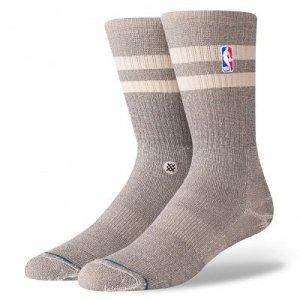 STANCE(スタンス) NBA Hoven Crew Socks(NBAホーベンクルーソックス/靴下) タン