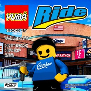 【MIX CD】DJ YUMA / Ride(DJユーマ / ライド) Volume.175