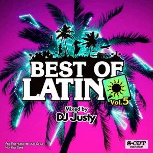 【MIX CD】DJ JUSTY / BEST OF LATIN(DJジャスティ / ベストオブラテン) Volume.05