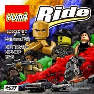 【MIX CD】DJ YUMA / Ride(DJユーマ / ライド) Volume.179